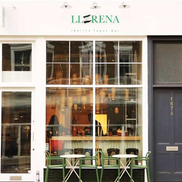 Llerena, London