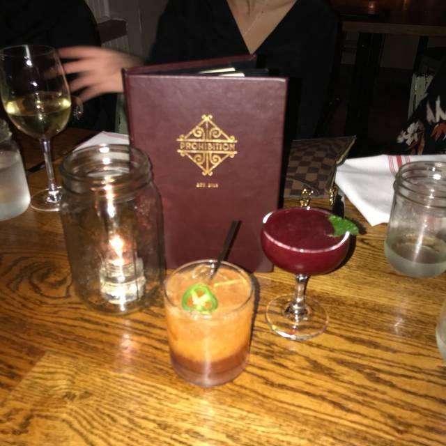 Prohibition, Charleston, SC