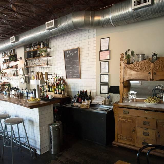 Metzger Bar and Butchery, Richmond, VA