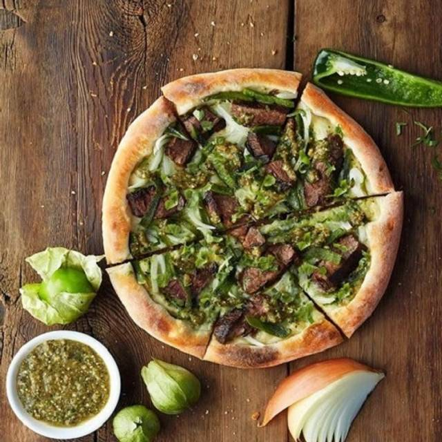 California Pizza Kitchen Short Pump Menu