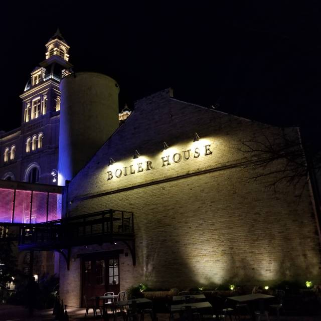The Boiler House and Texas Grill & Wine Garden, San Antonio, TX