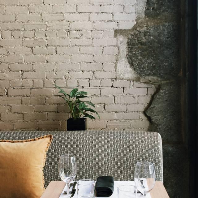 Graziella Restaurant, Montréal, QC