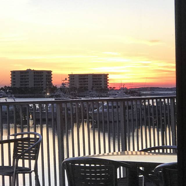 Marina Cafe, Destin, FL