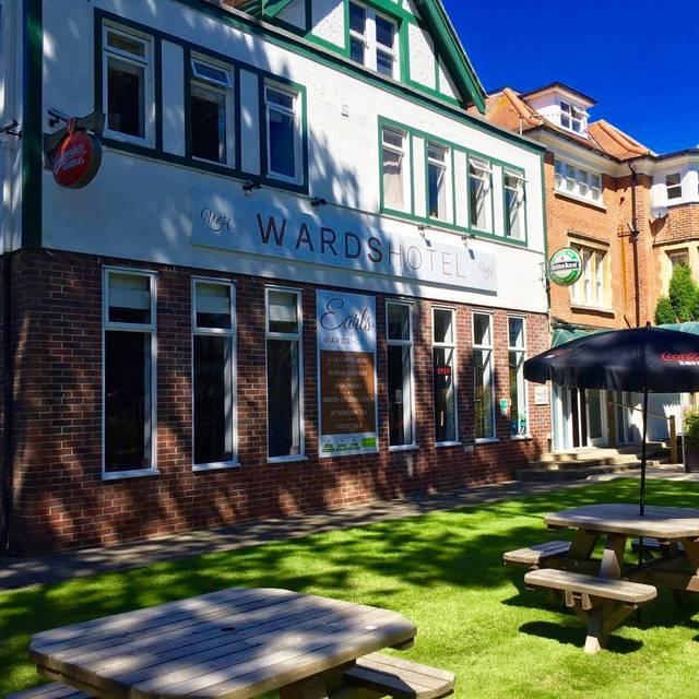 Wards Hotel, Folkestone, Kent