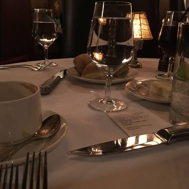 Vintage Steakhouse Chukchansi Gold Resort Casino Restaurant