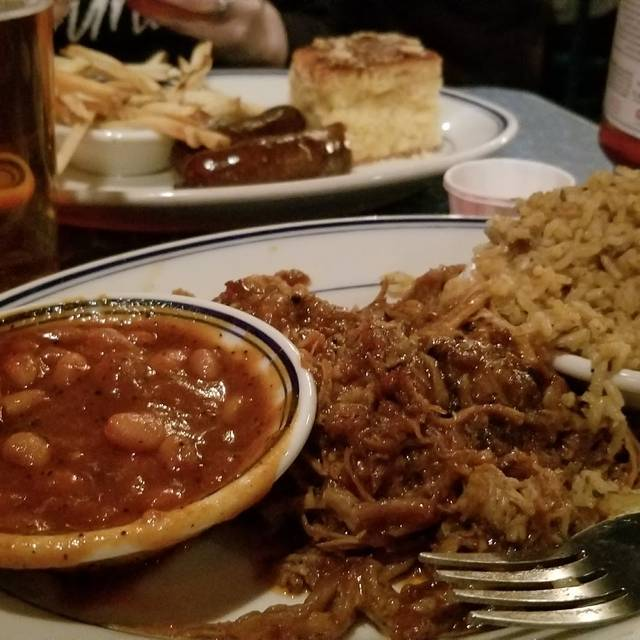 Redbones BBQ, Somerville, MA