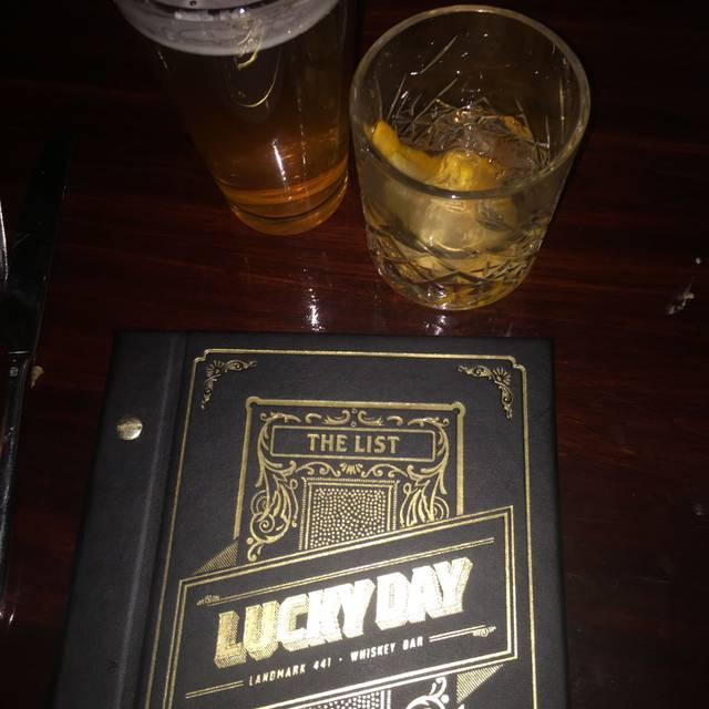 Lucky Day, Buffalo, NY