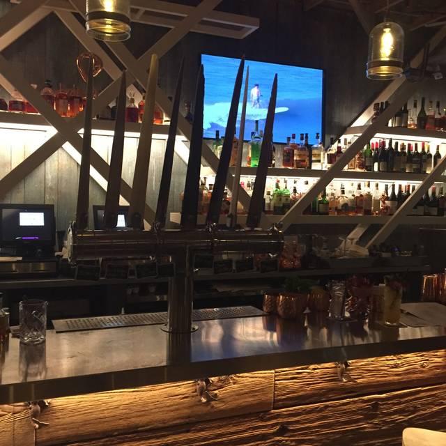 Stiltsville fish bar restaurant miami beach fl opentable for Stiltsville fish bar