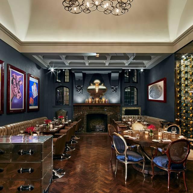 BlueBlood Steakhouse, Toronto, ON
