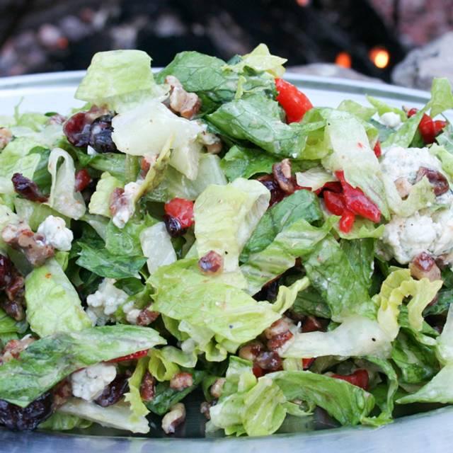 Apple Pecan Salad - Saddle Ranch Chop House - Orange, Orange, CA