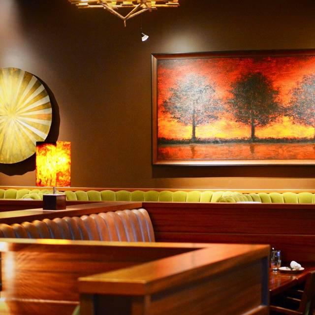 Dining Room Booths - The Keg Steakhouse + Bar - Gilbert, Gilbert, AZ