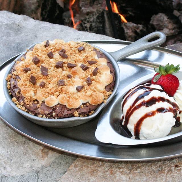 Smores Brownie - Saddle Ranch Chop House - Costa Mesa, Costa Mesa, CA