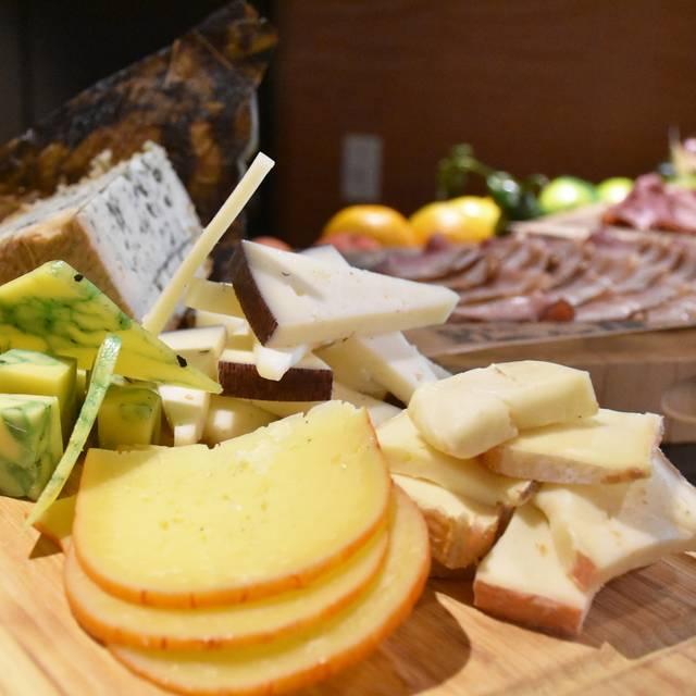 Charcuterie Bar Cheese - Leonora, Vail, CO