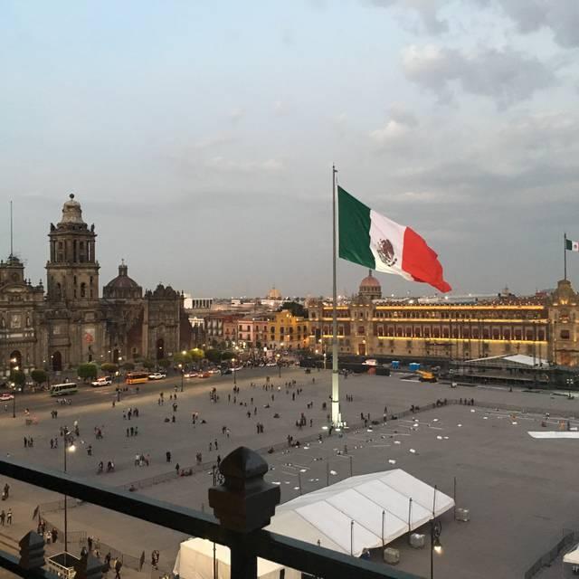 La Terraza Gran Hotel Ciudad De Mexico City Cdmx