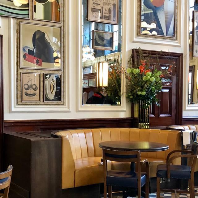 Ivy Clifton Brasserie, Bristol