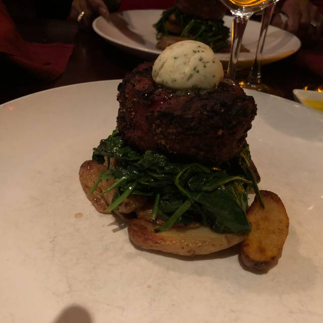 Sofia Italian Steakhouse, West Roxbury, MA