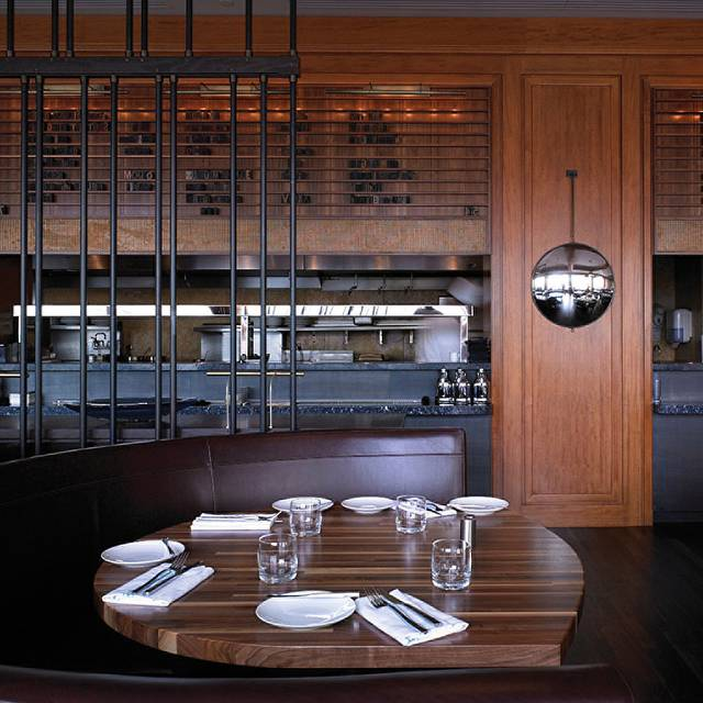Mkt Restuarant Open Kitchen - MKT Restaurant and Bar, San Francisco, CA