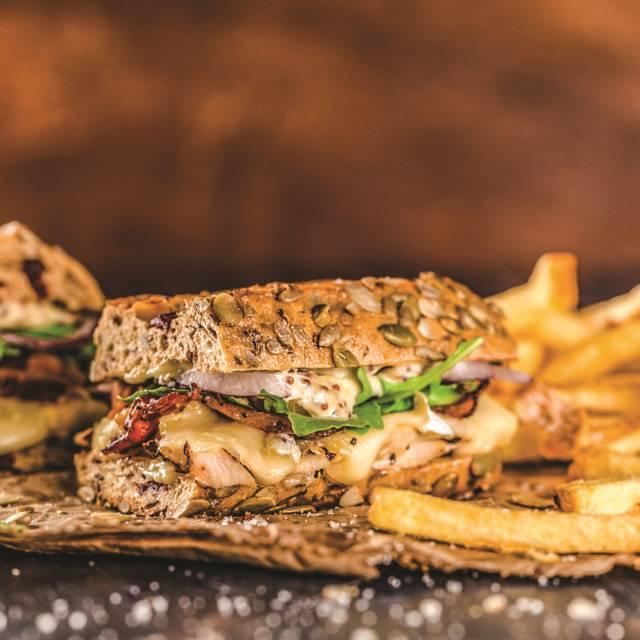 Rustic Chicken Club - Milestones Grill + Bar - Burlington, Burlington, ON