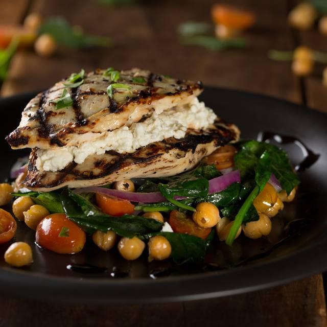 Mediterranean Chicken - Milestones Grill + Bar - Burloak, Oakville, ON