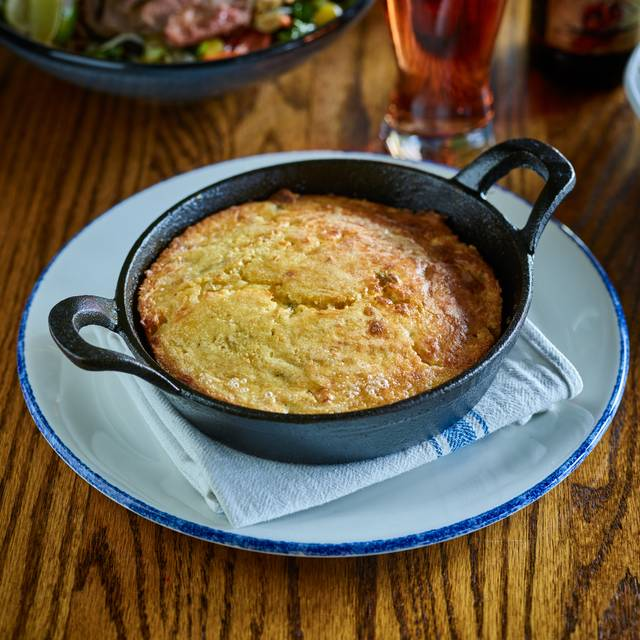 Cornbread - the CORNER grill, bar + game room, Ferndale, MI