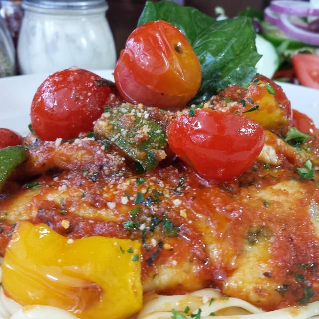 Pollo Palmadoro - Valentino's Restaurant, Baltimore, MD