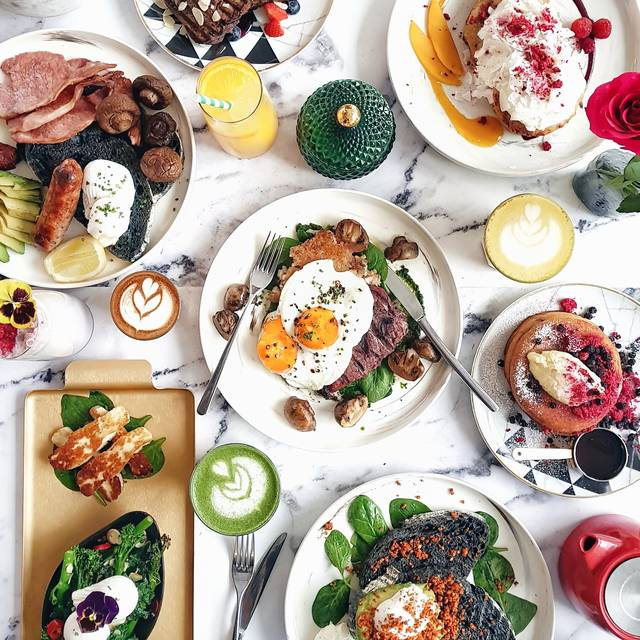 All Day Aussie Brunch - Darcie & May Green, London, London
