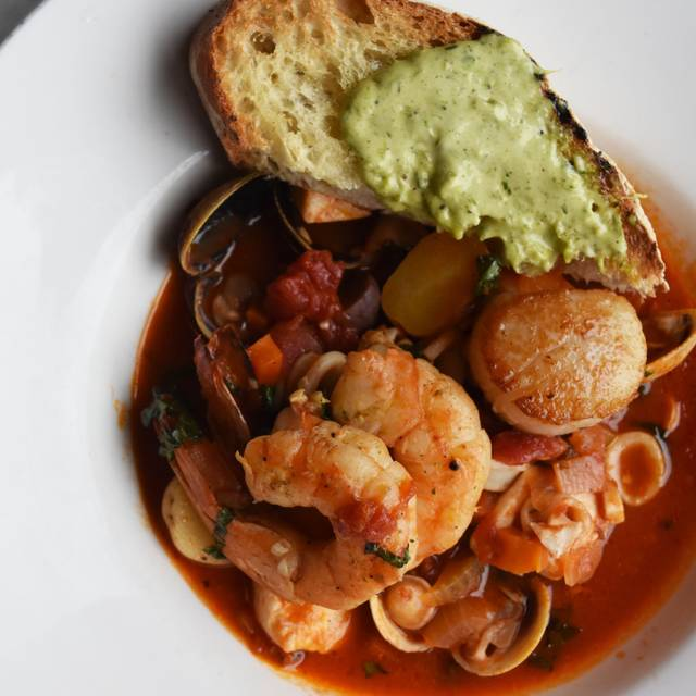 Trio - Seafood Cioppino - TRIO Grill, Falls Church, VA
