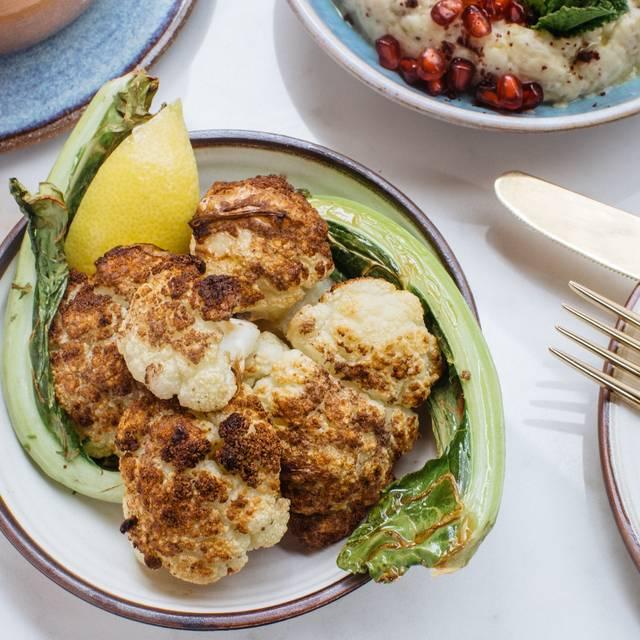 Aline Lebanese Kitchen, London