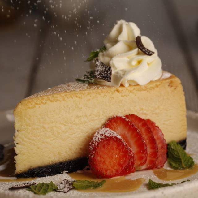 White Chocolate Cheesecake - Milestones Grill + Bar - Dixon, Etobicoke, ON