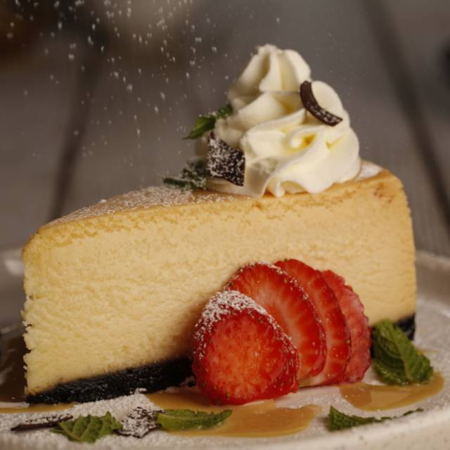 White Chocolate Cheesecake - Milestones Grill + Bar - Kamloops, Kamloops, BC