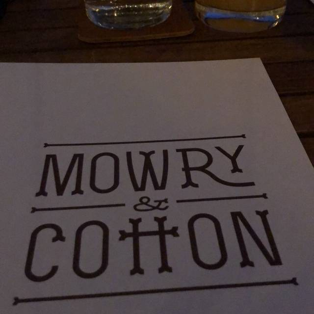 Mowry & Cotton, Scottsdale, AZ
