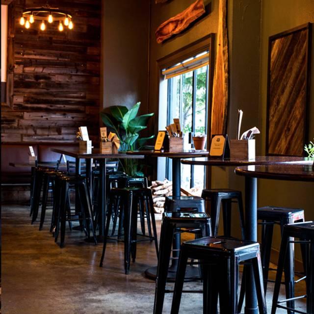 Hardwood Bar & Smokery, San Francisco, CA
