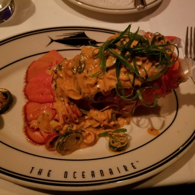 Oceanaire Seafood Room - Indianapolis Restaurant ...