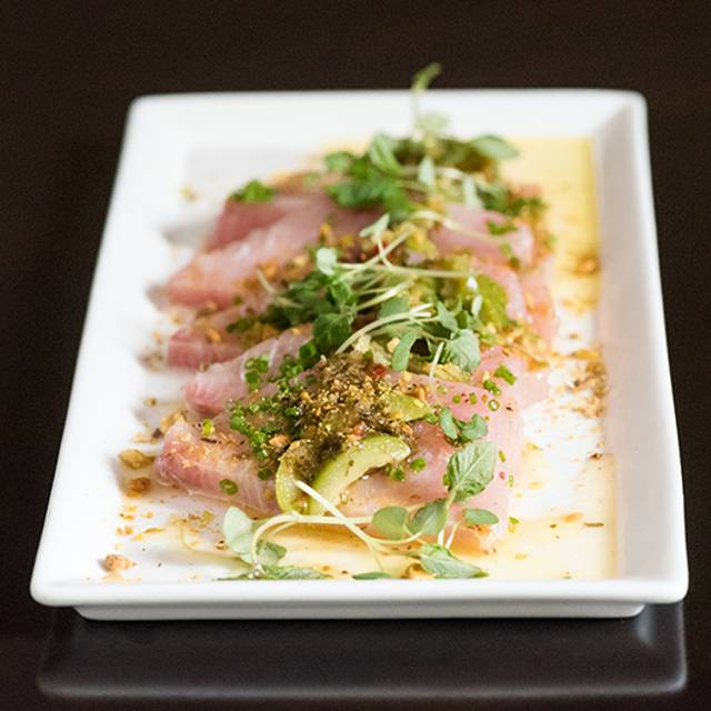 Crudo - Upstairs at The Gwen, Chicago, IL