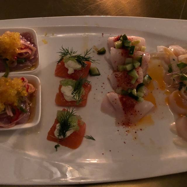 Bar Crudo - Divisadero St, San Francisco, CA