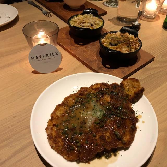Maverick - Texas Brasserie, San Antonio, TX
