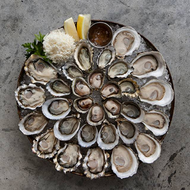 Taylor Shellfish Oyster Bar - Pioneer Square, Seattle, WA