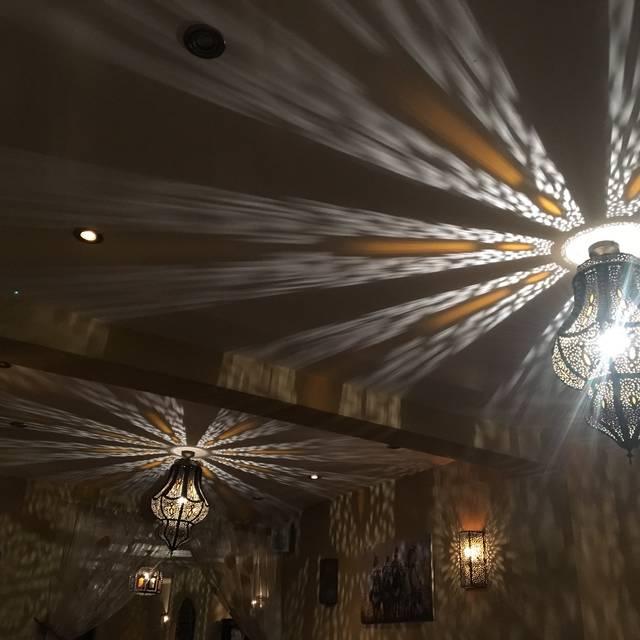 Argan Restaurant, London
