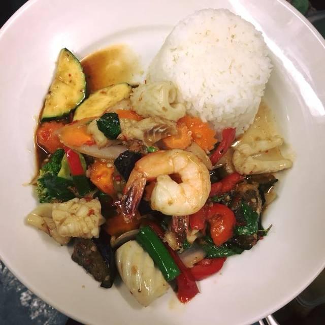 Thai Restaurant Watton Street Werribee