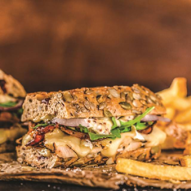 Rustic Chicken Club - Milestones Grill + Bar - Ottawa - Sussex, Ottawa, ON