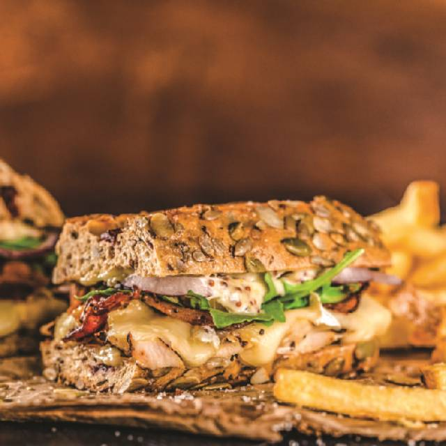 Rustic Chicken Club - Milestones Grill + Bar - Toronto - Toronto Life, Toronto, ON