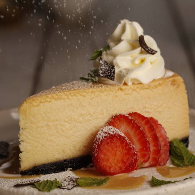 White Chocolate Cheesecake - Milestones Grill + Bar - Victoria, Victoria, BC