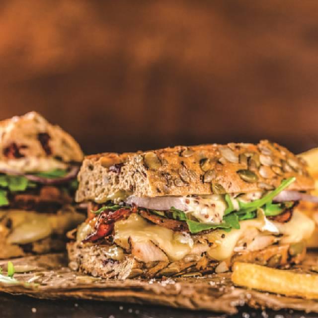 Rustic Chicken Club - Milestones Grill + Bar - Victoria, Victoria, BC