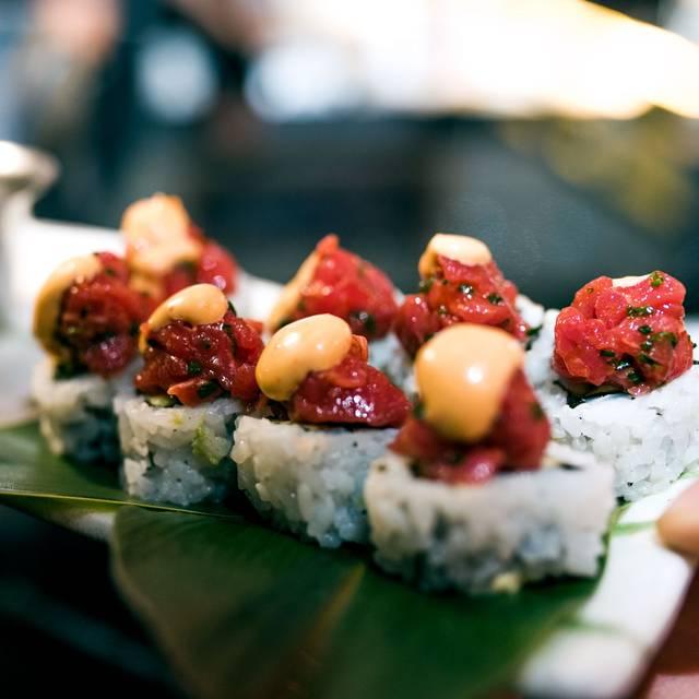 Pubbelly Sushi Aventura, Aventura, FL