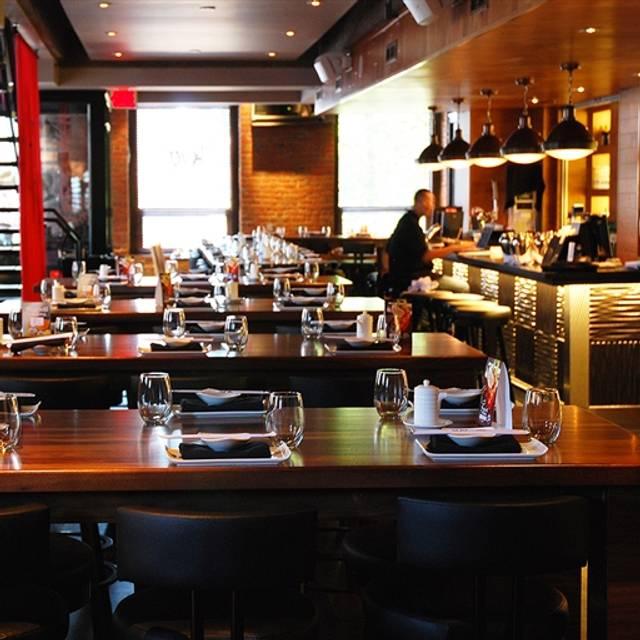 Kyo Bar Japonais, Montréal, QC