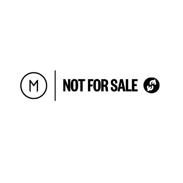 M Is Not For Sale, London