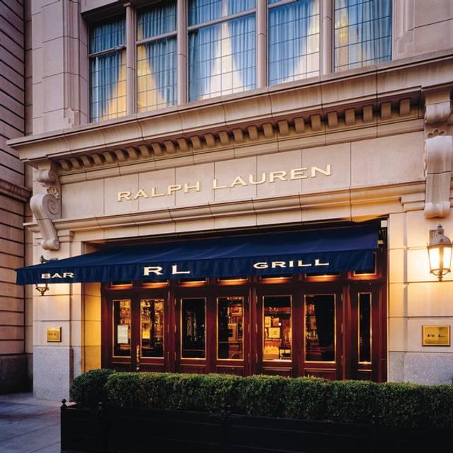 Rl Cafe Chicago Menu