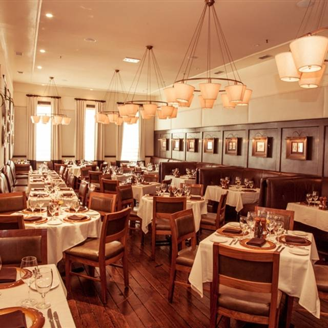 Halls Chophouse, Charleston, SC