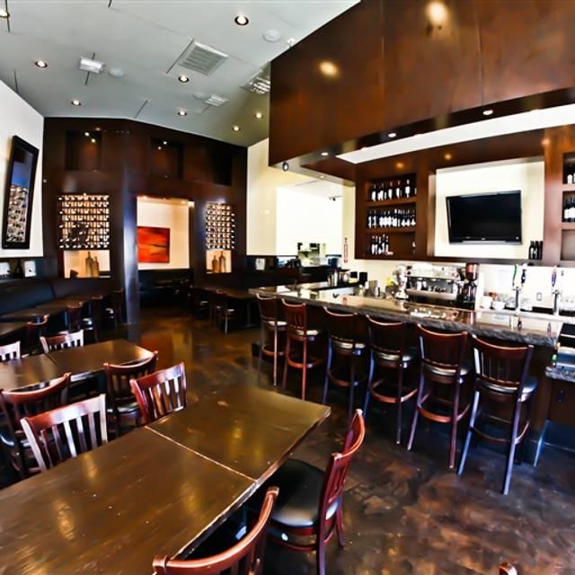 Hummus Bar & Grill, Tarzana, CA