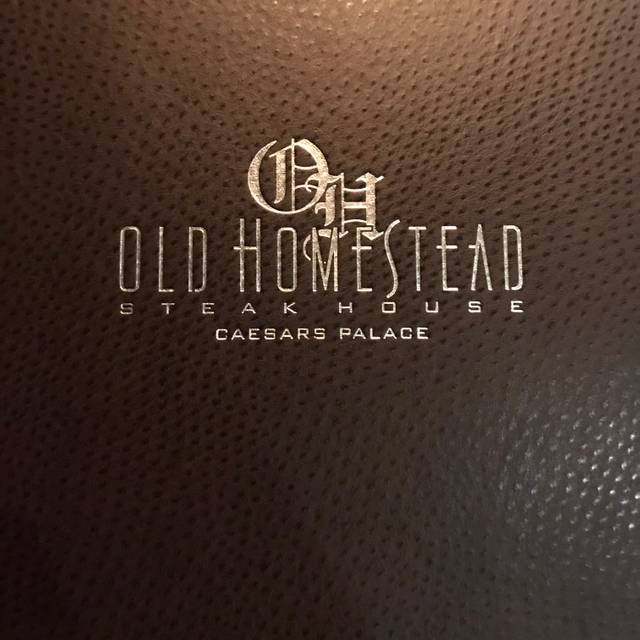 Old Homestead - Caesars Palace Las Vegas, Las Vegas, NV